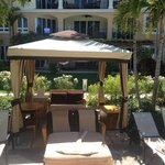 Our Cabana in the Italian Village