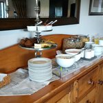 Breakfast table - everymorning