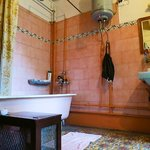 Wunderschönes altes Badezimmer