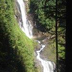 Middle Falls at Wallce Falls