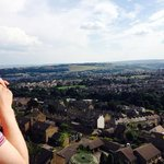 the incredible view of huddersfield