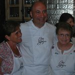 Chef Marco and Epitourean Guests