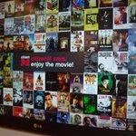 Keuze uit talloze actuele films gratis!