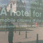 CitizenM is een hotel voor...