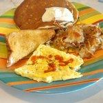Howie's Breakfast $4.95