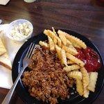 Pork BBQ Plate