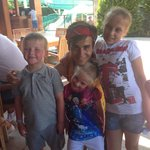 Kids with Richy