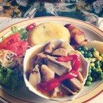 Deliciousness in a plate!