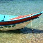 Le taxi boat