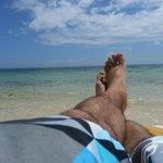 playa, descanso