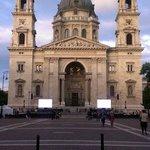 St Stephans Basilica kyrkan