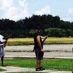 Skeet and shoot
