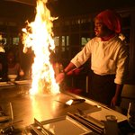 Geonn at Kimono's is an amazing, hilarious, and talented chef! We made reservations with him twi