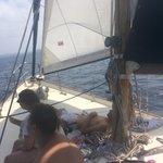 Gita da sballo in barca a vela!