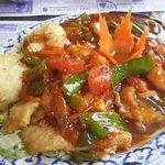 Spicy Fish Filet