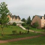 Gardens & annexe