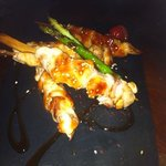 Chicken with Japanese sauce