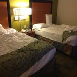 Hotel is two for three in unmade beds by 3pm despite being alerted to guests' business pattern o