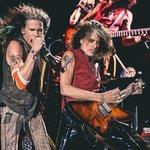 Aerosmith rocking it out!