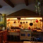 Wunderschöne Küche