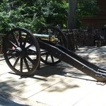 Cannon exibit
