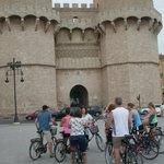 Valencia Bike Tour Stop