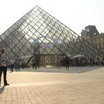Museu do Louvre - Externo