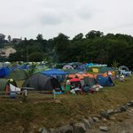 Tents side