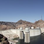 Dam and Lake Mead