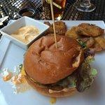 Duane's Double Burger