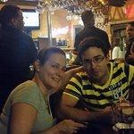 Mayra y Marcos en Tony Romas