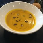 Jones the Grocer pumpkin soup