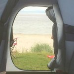 Sea View from Tent
