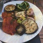 Les légumes grillés - Smile