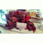 The best brownies you will EVER taste !!