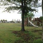 裏手の公園ANDキャンプ場