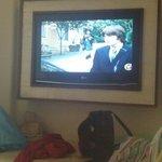 Tv del hotel