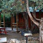 regular camper cabins