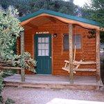 camper cabins (no electric)