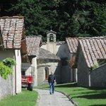 Eremi con abside antica chiesa romanica