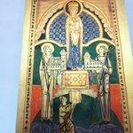 Saints Fondateurs: Offrande à Marie,Notre-Dame de Cîteaux.