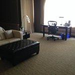 Adjacent bedroom suite