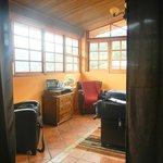 Sun room in Suite