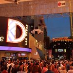 The D from Fremont Street