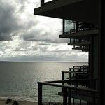 vista da varanda (setimo andar)