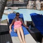 Pool / lounging area.
