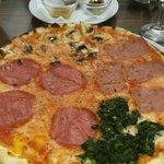 unsere Pizza Quattro Stazione