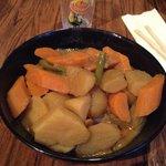 Curry japonais (végétarien)