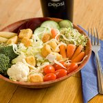 Make a trip to the Salad Bar