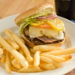 The Hawaiian Burger